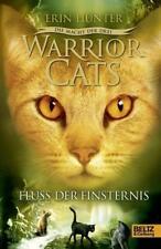 ►ungelesen WARRIOR CATS 3 / Band 2 Die Macht der drei - FLUSS DER FINSTERNIS  HC