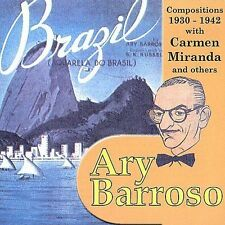 NEW Ary Barroso Compositions: 1930-1942 (Audio CD)
