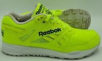 Reebok Ventilator DG Nylon Trainers M46607 Solar Yellow/White UK8/US9/EU42
