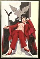 🚨🦇🔥 VAMPIRELLA #14 INHYUK LEE Limited Virgin Variant NM Gemini Shipping!