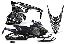 Yamaha SR Viper RTX STX MTX Decal Wrap Graphic Kit Sled Snowmobile 14-16 HAVOC S