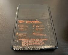 Frank Zappa / Mothers - Roxy & Elsewhere 8 Track Tape Cartridge *Tested*