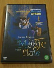 The Magic Flute - Ingmar Bergman - New DVD Mozart Opera