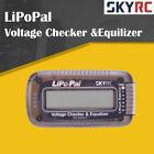 SKYRC LiPoPal 2-6S Lipo Battery Voltage Checker Equilizer Self Voltage Balancer