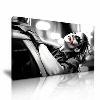 JOKER CANVAS WALL ART PICTURE 20X30 INCHES