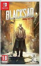 Blacksad: Under the Skin   Nintendo Switch New