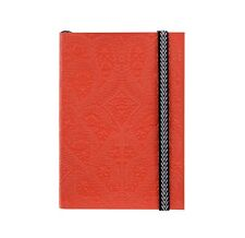 Christian Lacroix PASEO SCARLET B5 Layflat Notebook 7 x 10 inch 152 Ruled #01168