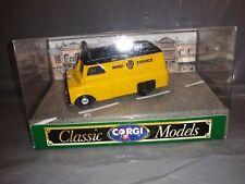1989 Corgi Classic Models Diecast Bedford CA Van The AA Service D981