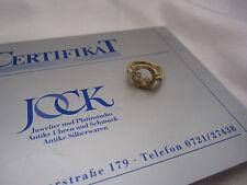 Chopard Happy Diamonds Ring aus Gold 750 mit Brillanten