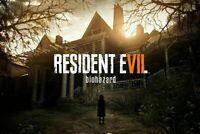 Resident Evil 7 Biohazard Steam | Steam Key | PC | Digital | Worldwide
