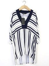 Zara Cotton Striped Tops & Shirts for Women