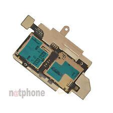 Original Samsung GT-I9300 Galaxy S3 Sim Kartenleser+SD Card Reader Flex S3 S III