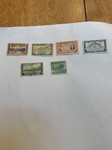 british cook islands stamps
