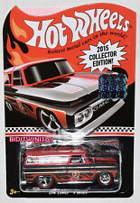 HOT WHEELS 2015 COLLECTOR EDITION RLC 1964 GMC PANEL