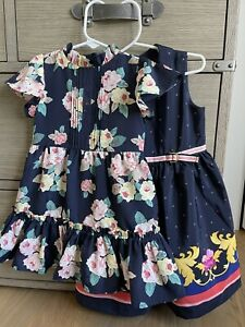 2 Toddler Janie and Jack Dresses  3T