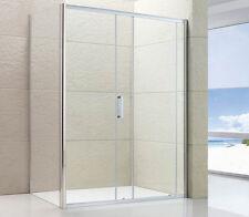 NEW SANYC 1500*900-1000*2000 Semi-Frameless Sliding Shower Screen S-UM912B15090