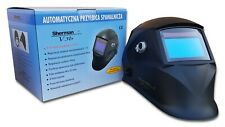 Sherman V3b Auto Darkening Welding Helmet Mask DIN 9-13 Best filter 1/1/1/1 TIG