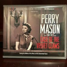 Perry Mason and The Case Of The Velvet Claws~ A Radio Dramatization