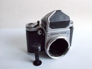 Pentacon Six Praktisix 6x6 Camera Body with Non metered prism