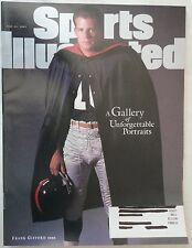 JULY 21, 1997 SPORTS ILLUSTRATED - NEW YORK GIANTS - FRANK GIFFORD 1959