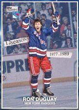 ALUMNI MARATHON RON DUGUAY Topps NHL Skate Digital Card