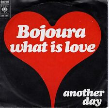 7inch BOJOURA what is love HOLLAND 1973 EX