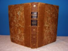 AFTERWORDS AND OTHER STORIES (1898 HC 1ST AMER.) BY IAN MACLAREN-MARBLED/CALF