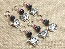 Handmade Knitting Stitch Marker Set (SNAG FREE)- Set of 6 Sheep
