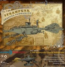 Alliance Model Works 1:144 Steam Punk Submarine Resin Kit #FW001