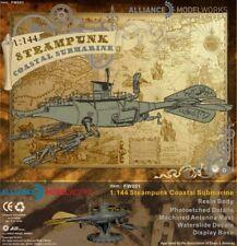 Alliance Model Works 1:144 Steam Punk Submarine Resin Kit #FW001