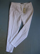 Drykorn Damen Hose Chino Stretch W28/L28 low waist regular fit ankle leg tapered