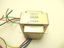 AKAI 4000 DB REEL TO REEL PARTS - power transformer  LET-3  7703