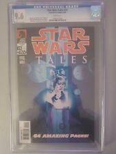 STAR WARS TALES 19 (2004) - Dark Horse CGC 9.6 Ben Skywalker