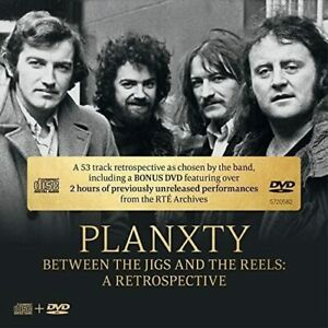 Planxty - Between The Jigs & The Reels - A Retrospective (NEW & SEALED CD + DVD)