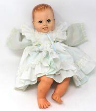 """Vintage Uneeda Baby Glee Doll 16"""" 1979"""