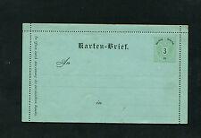 Österreich Kartenbrief K1a unbenutzt    (EB-7)
