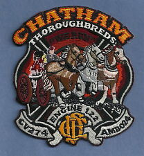 CHICAGO FIRE DEPARTMENT ENGINE COMPANY 122 PATCH