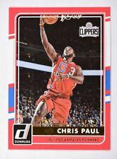 2015-16 Donruss Assists #2 Chris Paul /102 - NM-MT