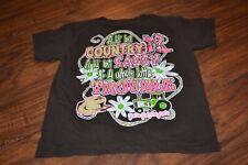 F10- Girlie Girl Originals T-Shirt Size Youth S