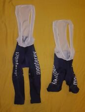 LOT OF 2 VOLER STRETCH PADDED CYCLING BIKE BIBS SHORTS Monterey Men's Size Small