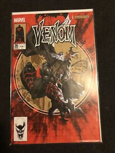 Venom 26 Kael Ngu Codex ASM 300 Homage Red Trade Variant Comic NM First Virus
