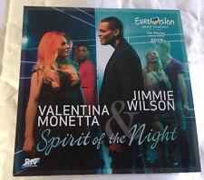 San Marino Eurovision 2017 promo CD - Valentina Monetta & Jimmie Wilson - Spirit