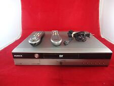 TIVO DVR with DVD RECORDER HUMAX DRT400 2 Remote Control UNTESTED SELL FOR PARTS
