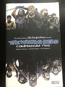 The Walking Dead Compendium by Robert Kirkman (2012, Trade Paperback)