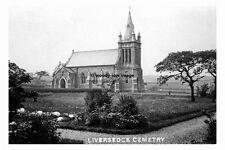 pt6052 - Liversedge Cemetery , Yorkshire - photo 6x4