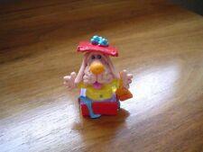 Ganz Wrinkles Dog Figure 1986 Vintage 1/2 Inch Item # 9