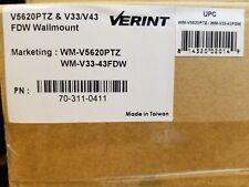 Verint - 70-311-0425 - Wm-V33-43Fd - Wall Mount Adapter - Free Ups Shipping