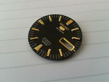 SEIKO 5 Dial,SNZH57,Black and Gold