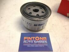 AcDelco Oil Filter Spin-On Type Renault Fuego 136 9 L42 5 122 4 R21 R23 OC11 X7