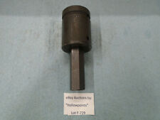 Snap On Ima283 1 Drive Sae 78 Hex Allen Socket Driver Snap On F729